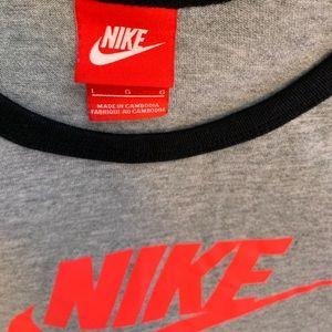 Nike Shirts - 🚹NWOT Nike Ace Logo Tank, Lg, NEW, RARE ORANGE!!